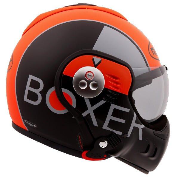 QUEL CASQUE  PORTEZ VOUS? Roof-boxer-graphic-orange-1